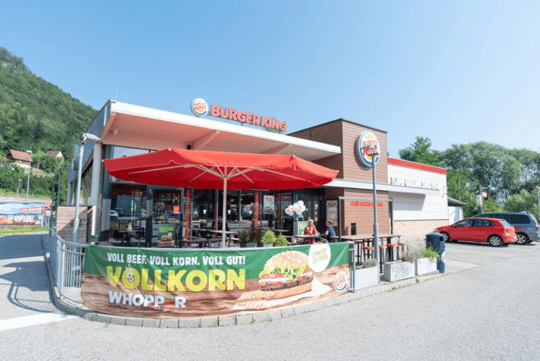 Burger King Kapfenberg