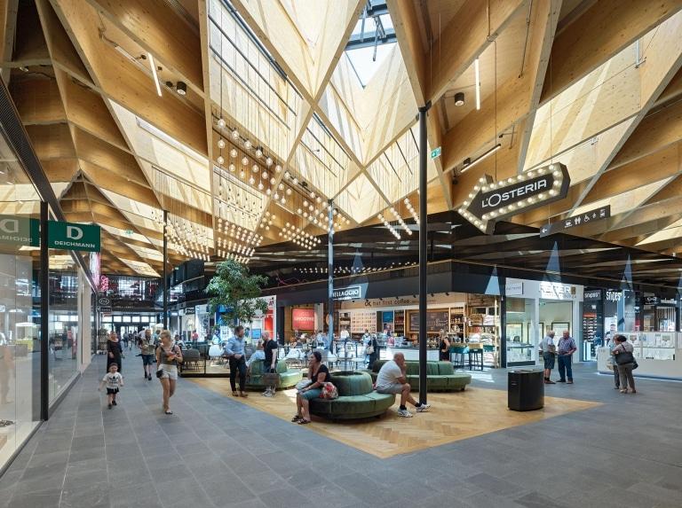Einkaufszentrum HEY Steyr