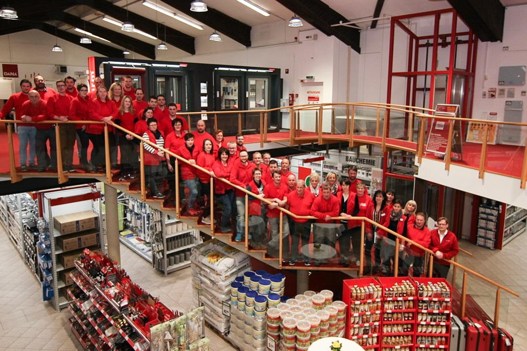 Mitarbeiterfoto am Standort Weiz