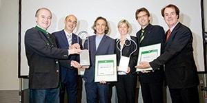 Verleihung des Umweltsteirers