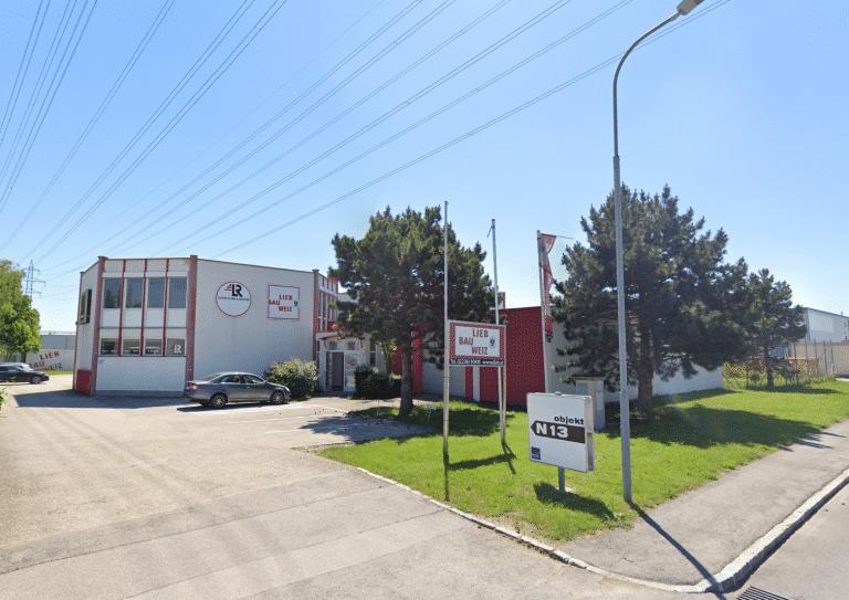 Lieb Bau Weiz Büro Wiener Neudorf